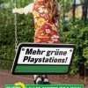 Grüne Playsations