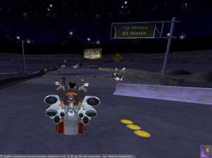 Full Throttle 2 Screenshot