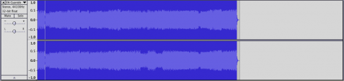 Metallica Death Magnetic Waveform - Cyanide