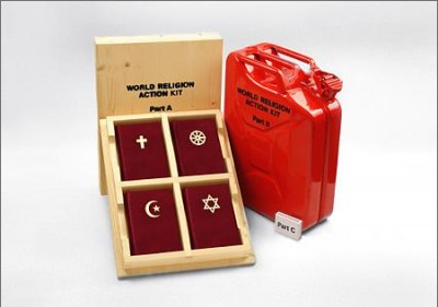 Religiöser Irrsinn - World Religion Action Kit