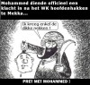 Mohammed Cartoon, Mohammed Caricature