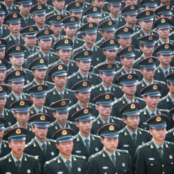 Anti-Terrorism Exercises in China - The Boston Globe