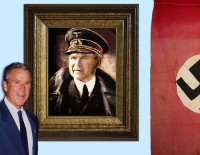 George Walker 'Adolf Hilter' Bush