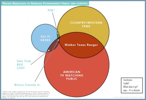 Nielsen Breakdown of American Entertainment Habits