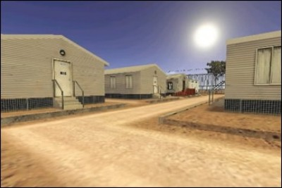 Escape from Woomera Screenshot