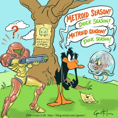 Metroid Season - Duck Season