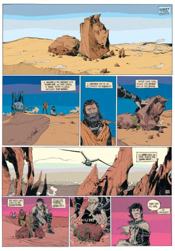 Dune Comic