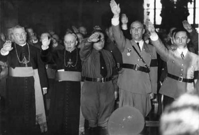 Nazi Christen  Nazi Priester  Nazi Bischfe