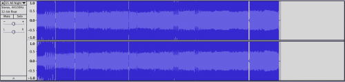 Metallica Death Magnetic Waveform - 